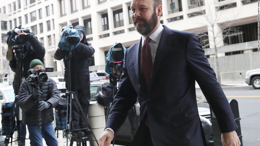 Rick Gates will finally be sentenced -- a sign the investigation into 2016 election is complete