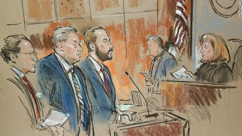 Former Trump aide Rick Gates pleads guilty