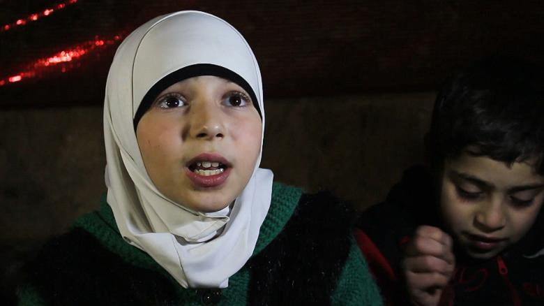 Voices from Syria's Eastern Ghouta
