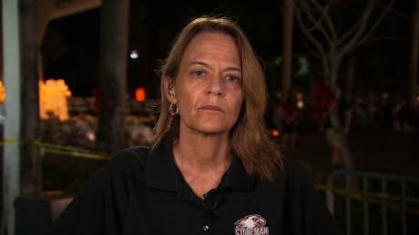 08:00 PM - Parkland, FL  Diane Wolk Rogers Majory Stoneman Douglas High School  TOPIC: arming teachers Interview Type: Live https://cnnguestbook.turner.com/guest/viewguest.aspx?contactid=467339 CNN AC360 8p-9p