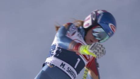 Mikaela Shiffrin reflects on Winter Olympics