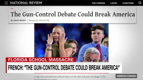 papers on gun control debate
