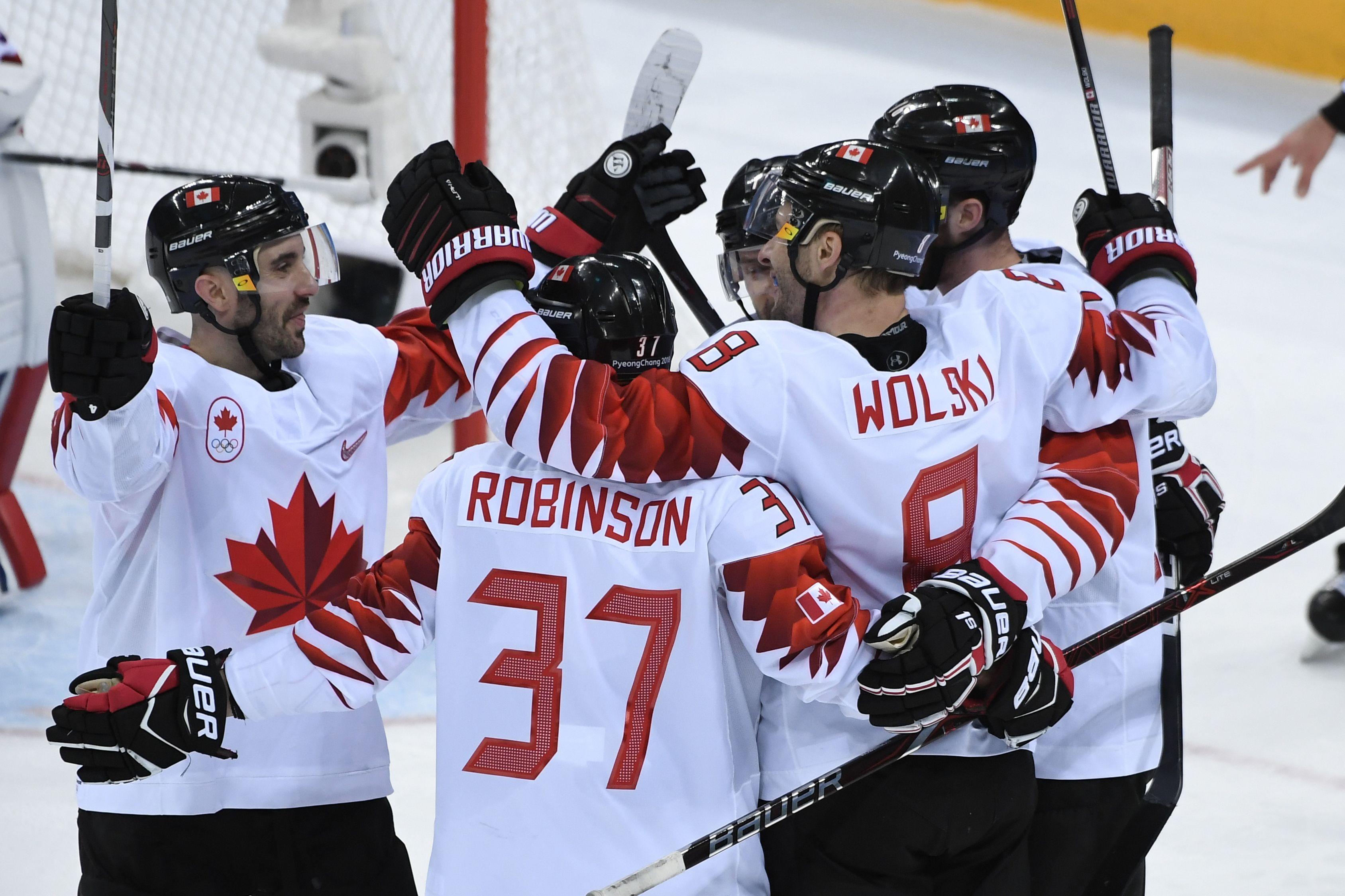 48b6d1c6dde Google News - Ice Hockey at the 2018 Winter Olympics - Men - Latest