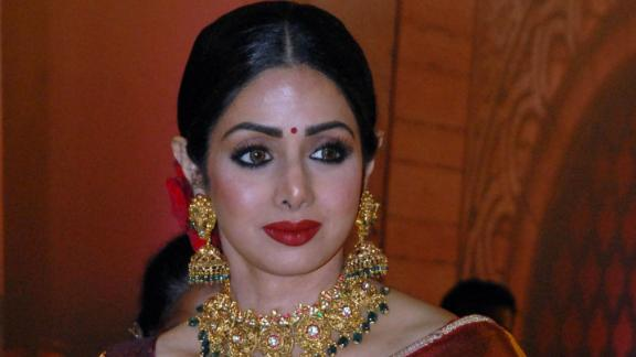 "Veteran Bollywood actress Sridevi was found dead in a hotel bathtub on February 24. Police in the United Arab Emirates ruled out any suggestion of foul play, and a forensics report said the 54-year-old died from ""accidental drowning following loss of consciousness."""