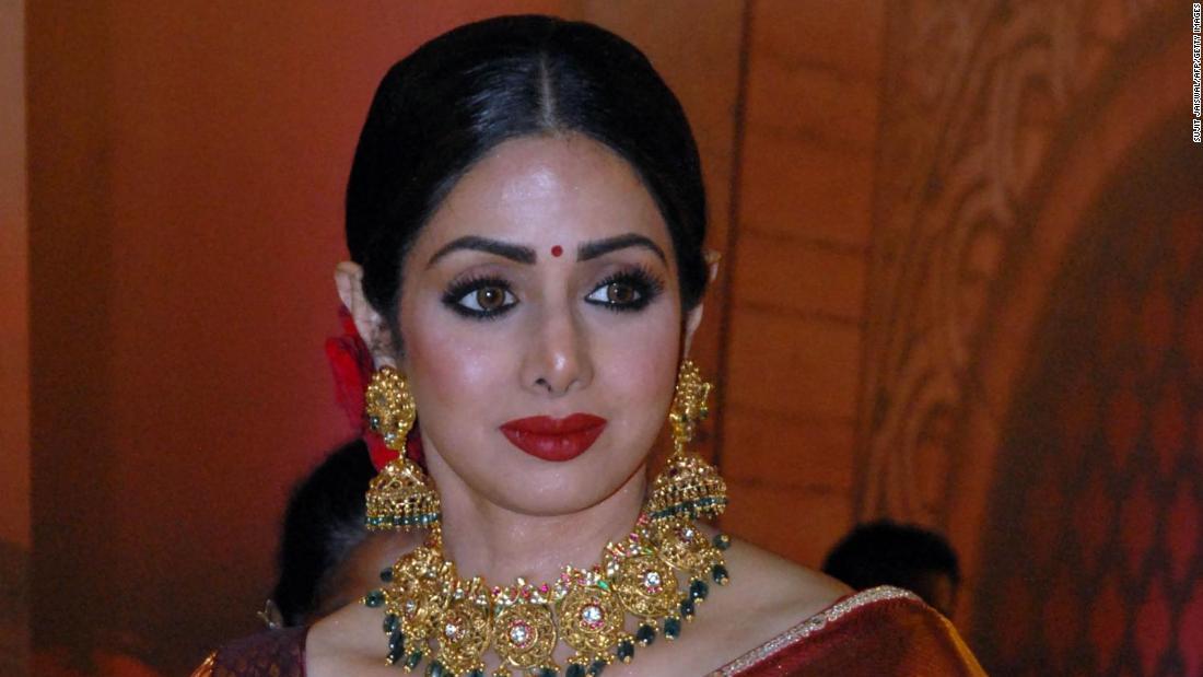 Sridevi, Beloved Bollywood Actress, Dead At 54