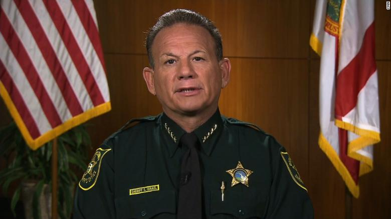 Broward sheriff 'disgusted' by deputy's inaction