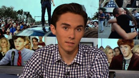 David Hogg reliable sources 2