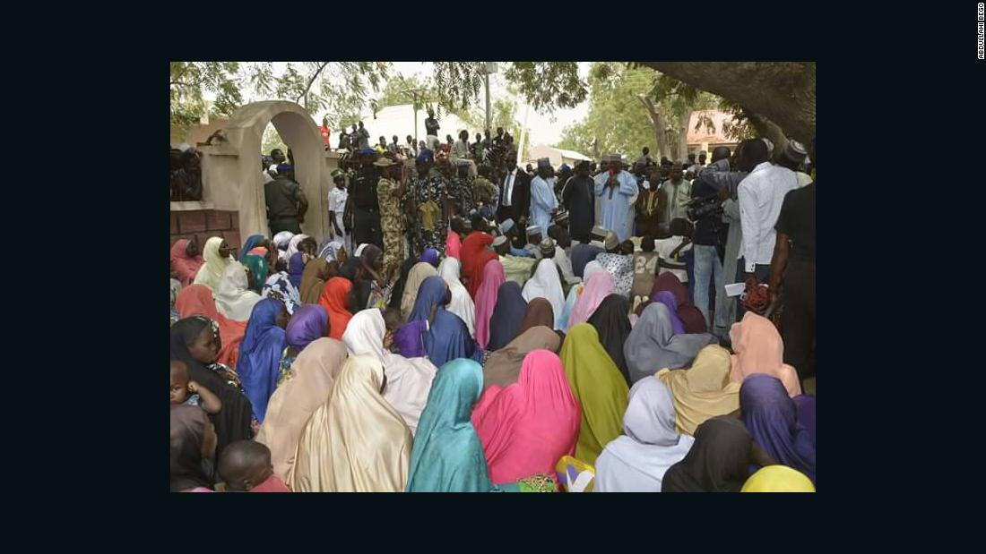 Nigerians worry govt. can't protect their girls