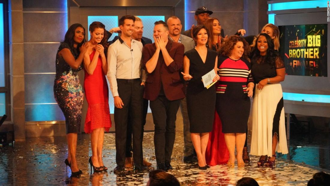 'Celebrity Big Brother' 2019 Contestants – Meet the 12 ...