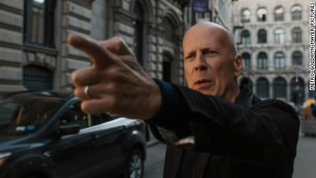 Bruce Willis in 'Death Wish'