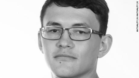 Investigative journalist Jan Kuciak, 27, was found shot dead Monday.