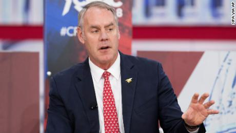 Interior Secretary Ryan Zinke's NRA visit among several trips being questioned