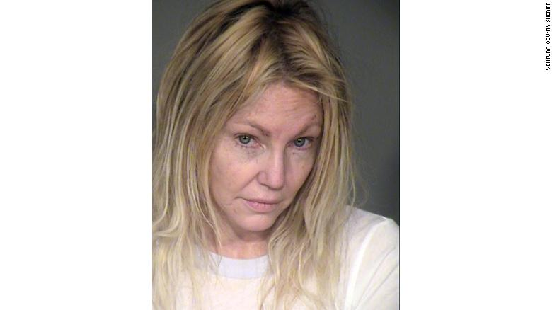 Actress Heather Locklear arrested