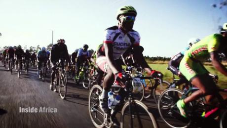 Inside Africa Tour de France Kenyan Riders Africa A_00003526