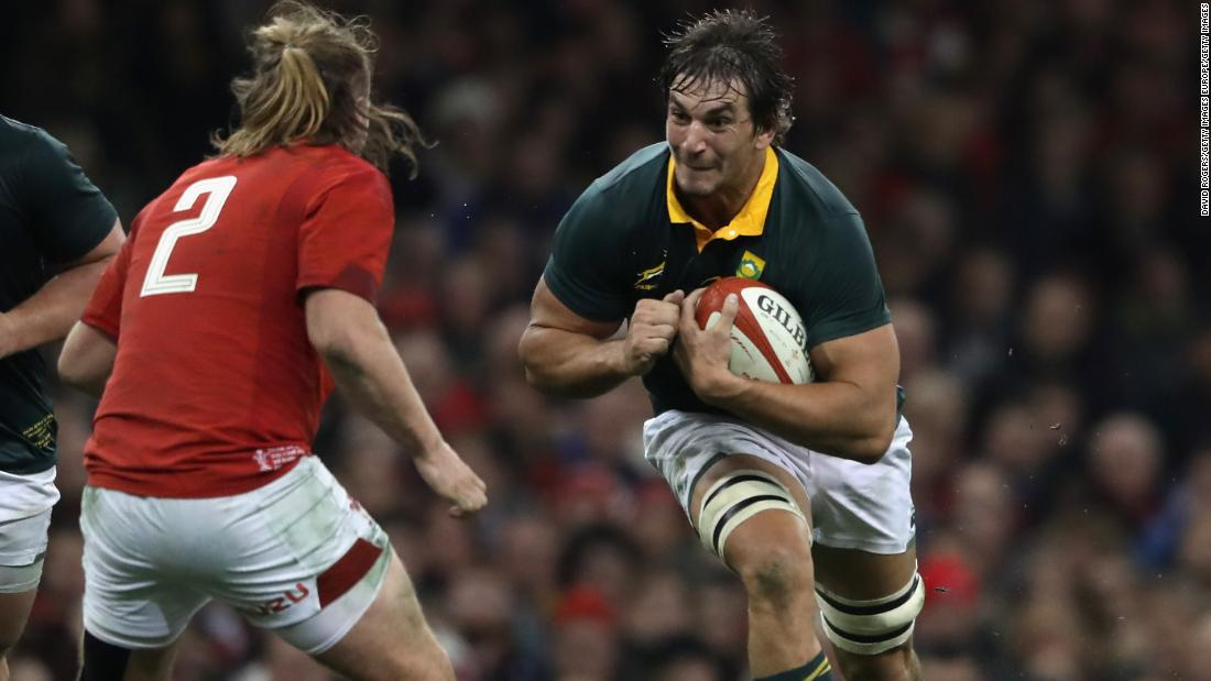 Washington to host historic rugby match