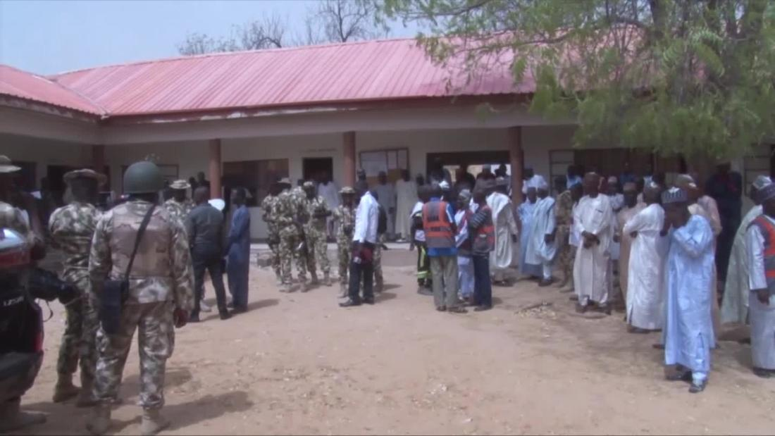 Nigerian families nervous as search continues
