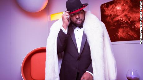 "Antwan ""Big Boi"" Patton is still passionate about music, but also loves acting."