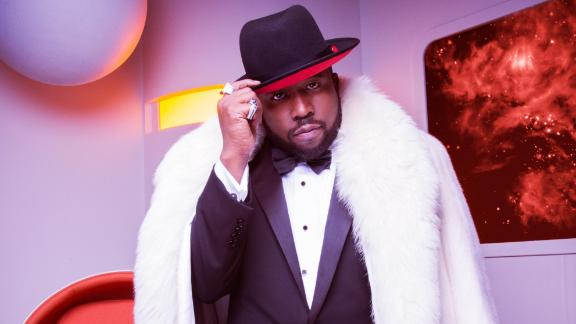 """Antwan """"Big Boi"""" Patton is still passionate about music, but also loves acting."""