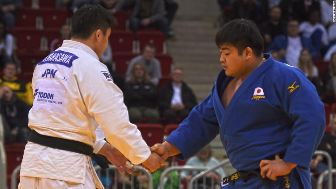 Perplexed by the outcome, unsure whether their journey had ended in victory or defeat, both competitors looked to their coaches for some form of reassurance. A bemused bow and cursory handshake later, they slowly ambled off the mat.<br />