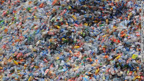 UK proposes deposit-return program to tackle plastic pollution