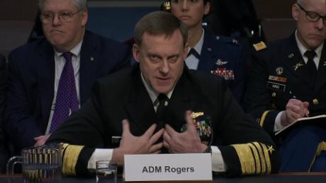 NSA chief: Need authority to stop Russian cyber threat