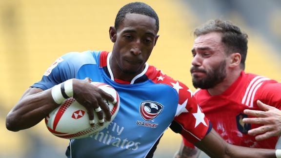 Last season was Baker's most successful to date; he scored more tries (57) and points (285) than any other player in the Sevens World Series.