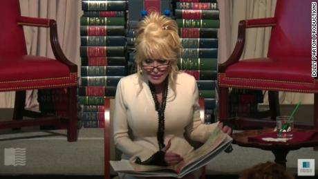 Dolly Parton Donates 100 Millionth Book to Library of Congress/LIVE WEBSTREAM