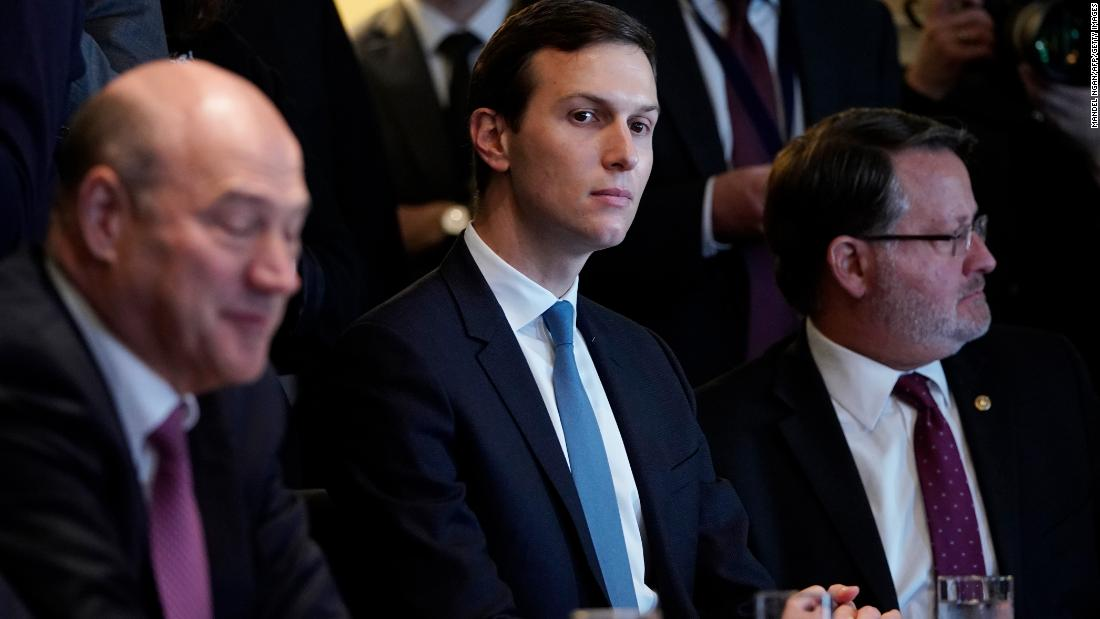 Jared Kushner's fall from Secretary of Everything to ¯\_(ツ)_/¯