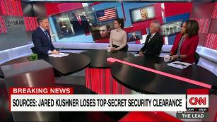 Ex-CIA Analyst: Kushner's clearance downgrade 'huge'