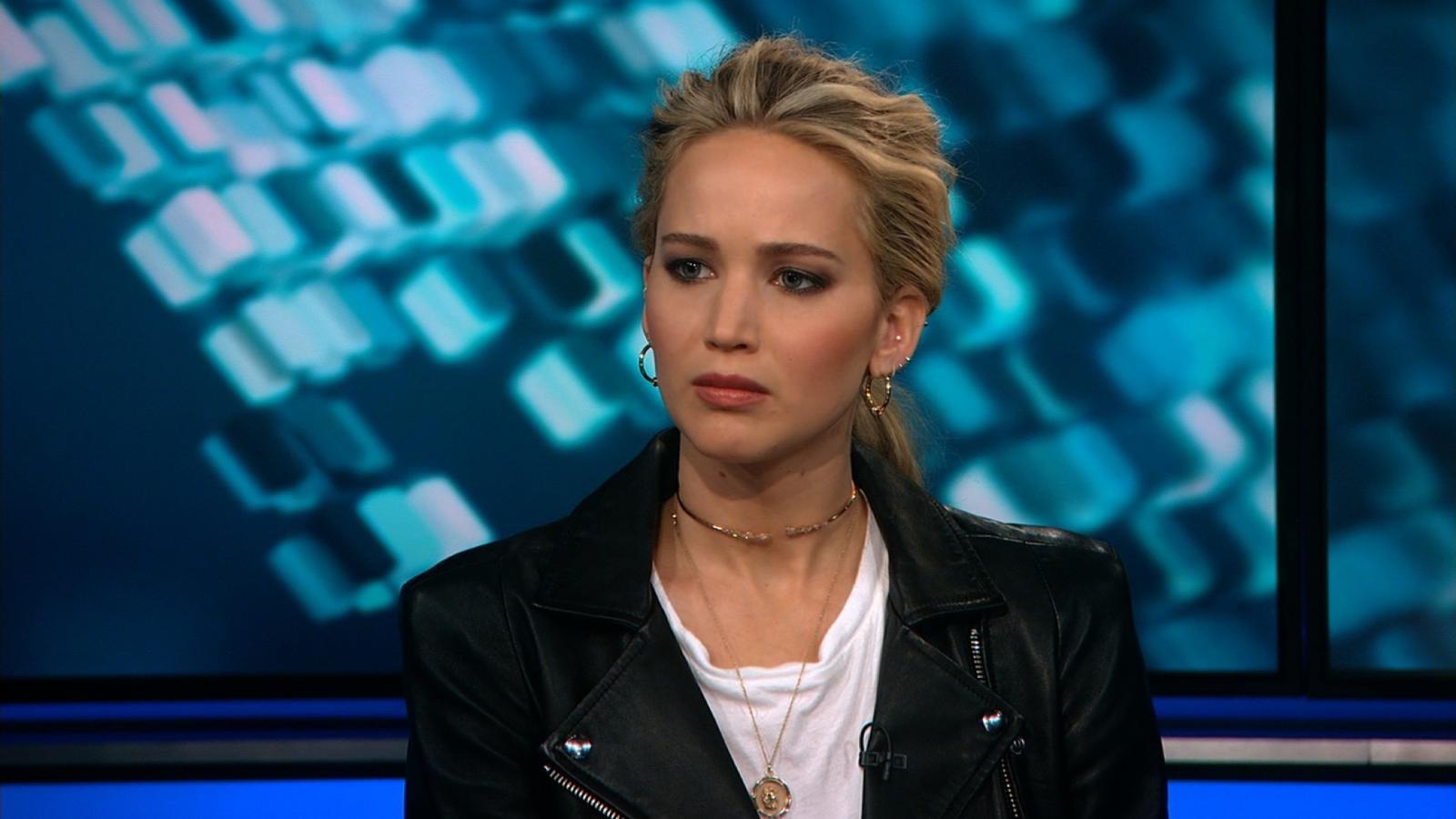 Jennifer Lawrence gale