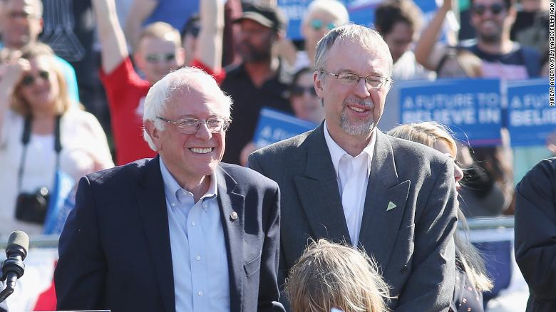 Bernie Sanders' son dishes on his dad and DNC