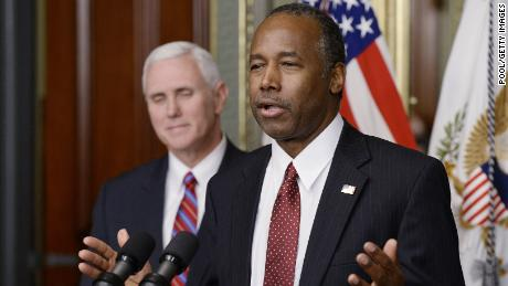 Read Ben Carson's explanation for the $31,000 dining set