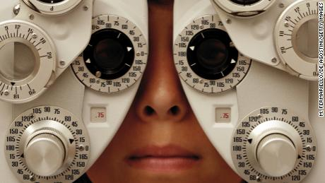These health problems can be predicted by looking in the eyes.