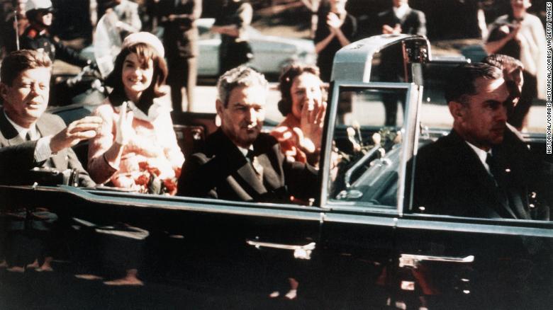 JFK's final moments