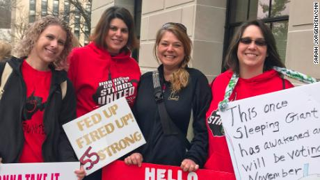West Virginia teachers still on strike; lawmakers try to reach pay deal