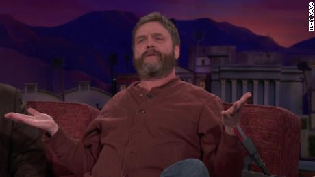 CONAN Zach Galifianakis audition moments_00015104