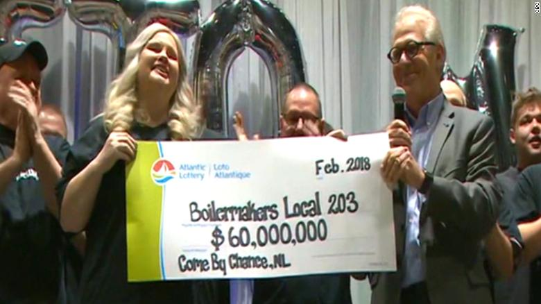 Canadian Lottery Winners