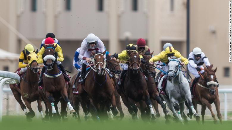 The Emir39s Sword Festival In Doha Is Attracting Runners From Across