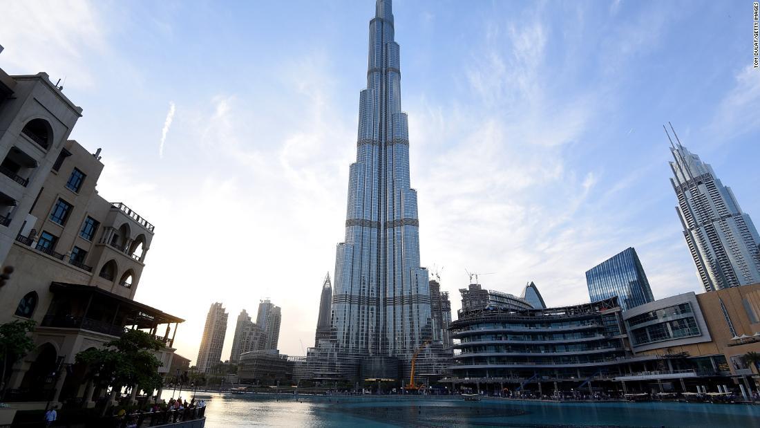 Dubai's Burj Khalifa: A look inside the world's tallest building | CNN Travel
