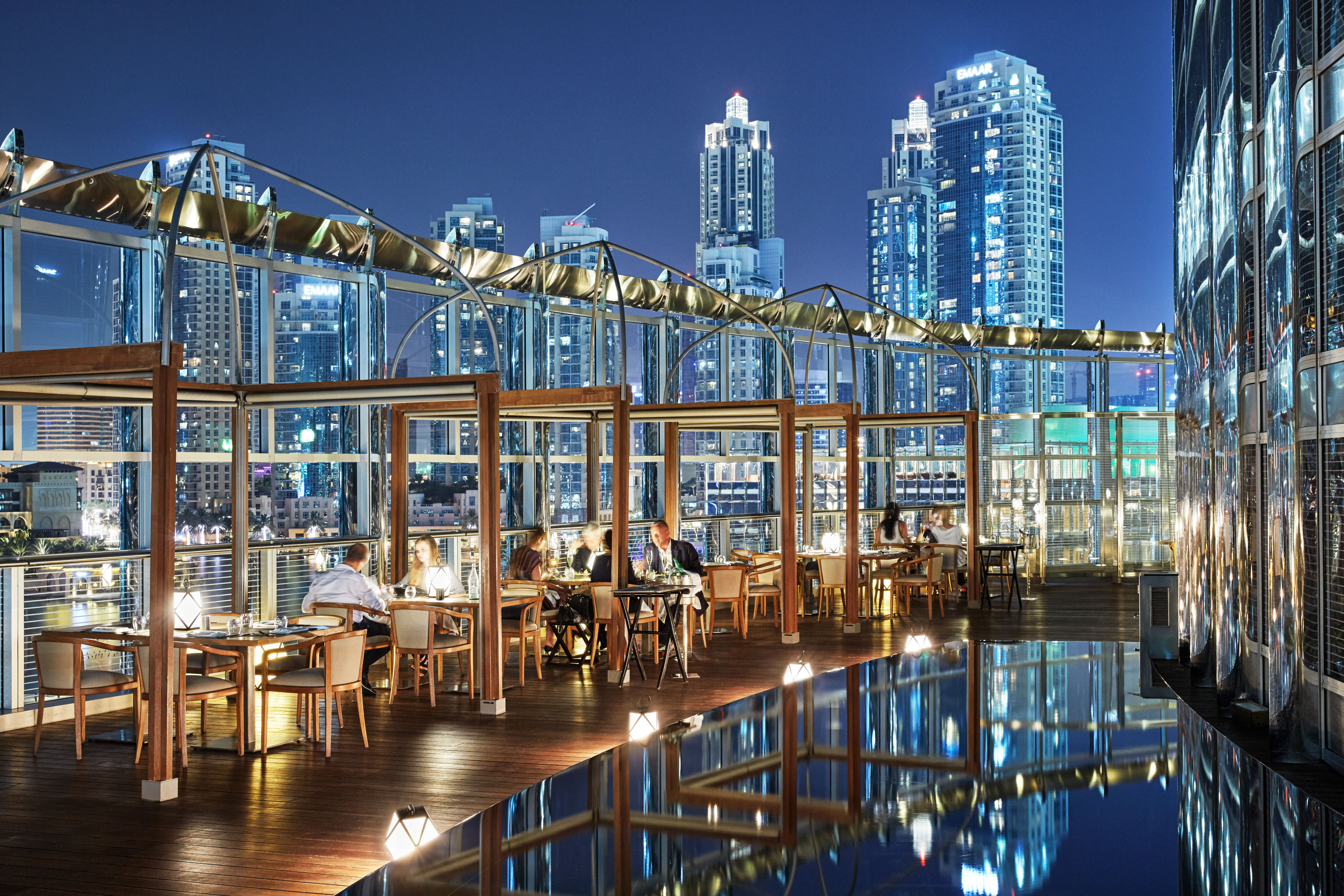 Where to Propose in Dubai   On top of the Burj Khalifa   The Vacation Builder