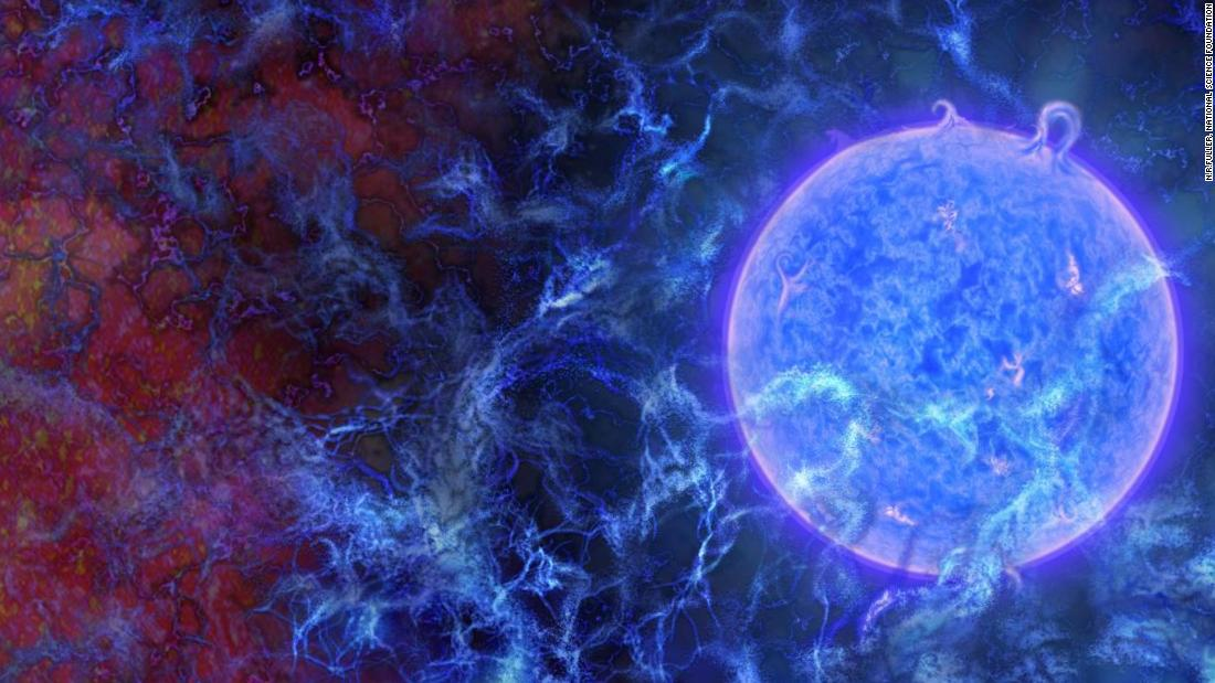 A stunning discovery about the start of the universe