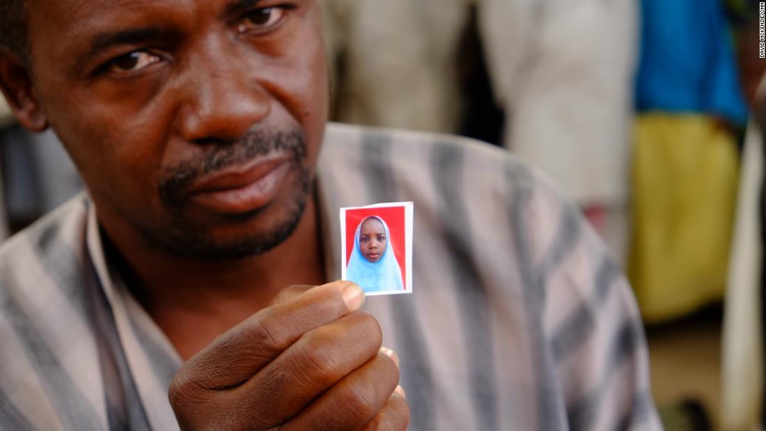 Into danger's arms: Chaos as schoolgirls flee Boko Haram