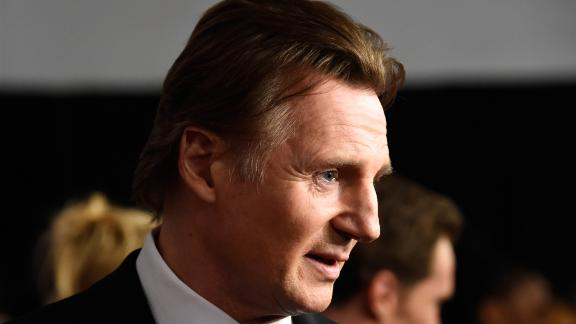 HOLLYWOOD, CA - NOVEMBER 08:  Actor Liam Neeson attends the Academy Of Motion Picture Arts And Sciences