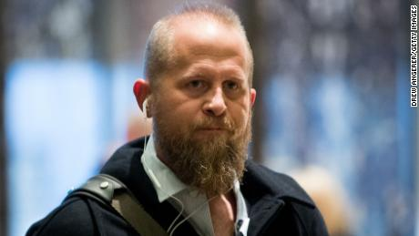 NEW YORK, NY - DECEMBER 6: Brad Parscale, President-elect Donald Trump's campaign digital director, arrives at Trump Tower, December 6, 2016 in New York City. Trump and his transition team are in the process of filling cabinet and other high level positions for the new administration. (Photo by Drew Angerer/Getty Images)