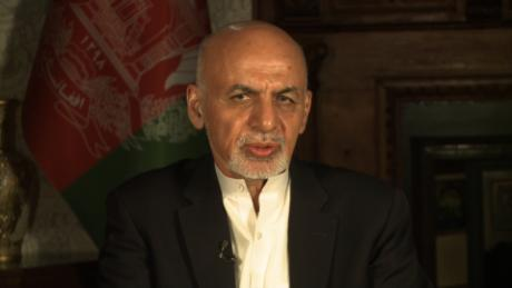 Ghani: Taliban violence an indication of weakness