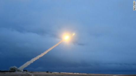 Putin announces 'invincible' new missile