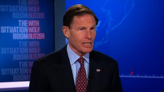 richard blumenthal jared kushner no business in white house sot sitroom_00000000.jpg