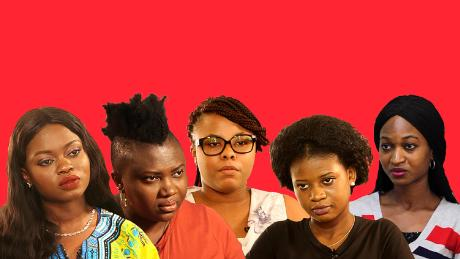 The #MeToo stories you haven't heard: Meet the women speaking out in Nigeria
