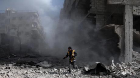 More than 1,000 people killed in Eastern Ghouta in 2 weeks, MSF says