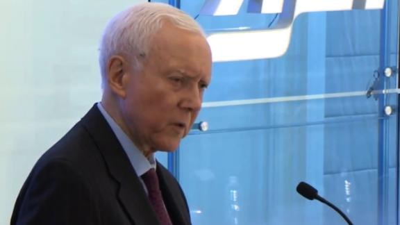 "title: Chairman Orrin Hatch: Assessing the impact of tax reform | LIVE STREAM  duration: 01:25:52  sub-clip duration: 4:00  site: Youtube  author: null  published: Thu Mar 01 2018 10:30:11 GMT-0500 (Eastern Standard Time)  intervention: yes  description: In December, Congress passed the Tax Cuts and Jobs Act, the most sweeping overhaul of America's tax code in more than 30 years. How will the reduction in the corporate income tax rate and other features of the new tax law affect the US economy?    Please join AEI for remarks by Senate Finance Committee Chairman Orrin Hatch (R-UT) on the impact of the Tax Cuts and Jobs Act. After Chairman Hatch's remarks, an expert panel will discuss the legislation further.Watch other videos about ""Topic""    Subscribe"
